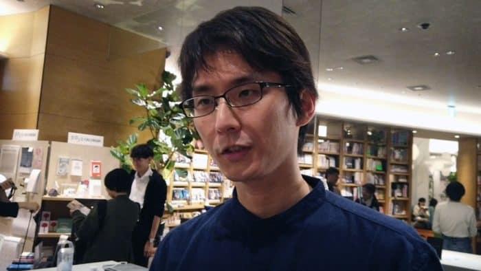 松井祐輔さん