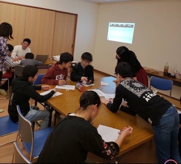 「放課後たまり場自習室」